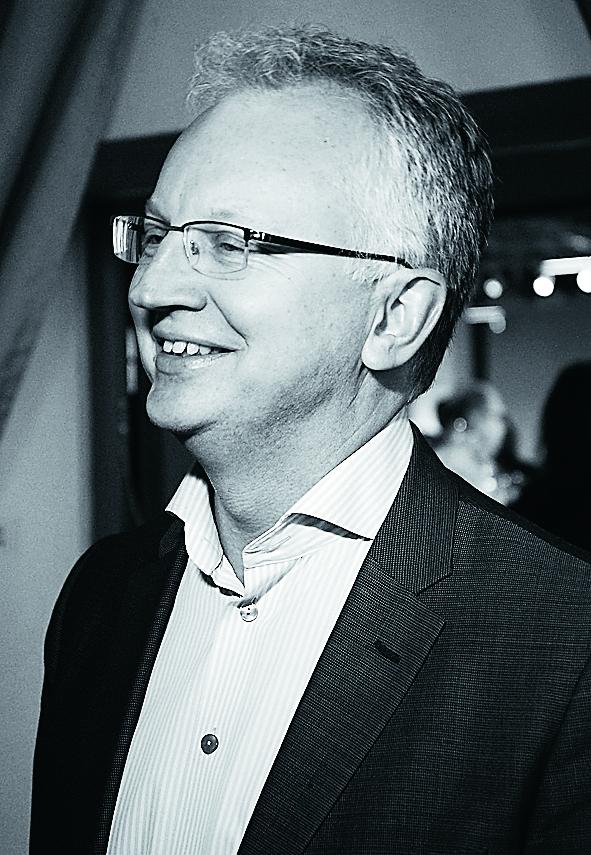 """Pär Nuder – född 1963 – talade 2004 om ett """"köttberg av 40-talister som vi 60-talister ska föda"""". Foto: Frankie Fouganthin"""