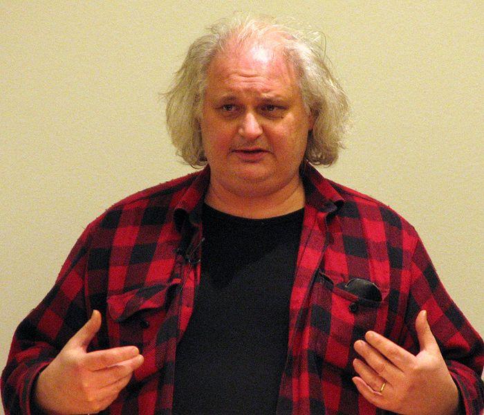Göran Greider 2009. Foto: Håkan Henriksson // Wikimedia Commons