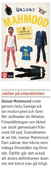 Quaisar Mahmoud Ivar Arpi Den konstgjorda toleransen Neo nr 6 2012