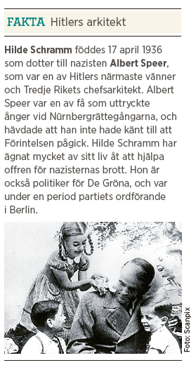 Hilde Schramm porträtt Albert Speer Neo nr 6 2012