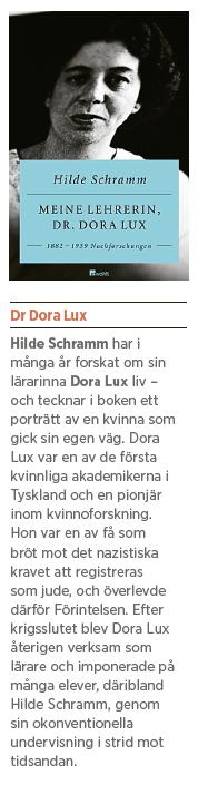 Dora Lux Hilde Schramm Neo nr 6 2012