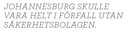 Sara Assarsson Säkerhet till salu citat Neo nr 6 2012