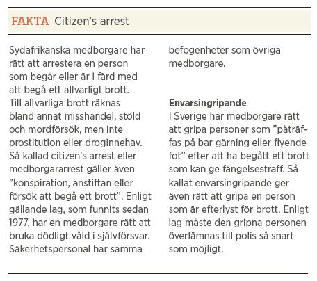 Säkerhet till salu Sara Assarsson Neo nr 6 2012 fakta