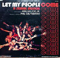 Let my people come Porrigaste decenniet Martin Kristenson Neo nr 1 2012