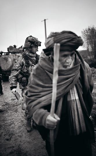Staffan Heimerson Afghanistan foto Joachim Lundgren Neo nr 1 2012 byäldste