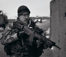Staffan Heimerson Afghanistan foto joachim Lundgren Neo nr 1 2012 soldat