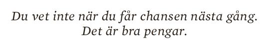 Jens Liljestrand essä 10 000 F-skatt skitliv prekariatet Neo nr 1 2013 citat2
