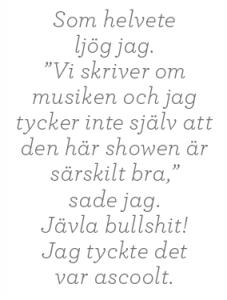 Anders Tengner Acess all areas intervju Mattias Svensson Neo nr 4 2011 citat
