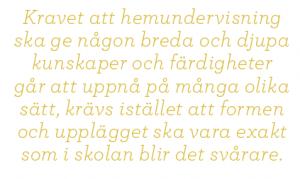 Mattias Svensson Brottslig skola hemundervisning Neo nr 4 2011 citat1