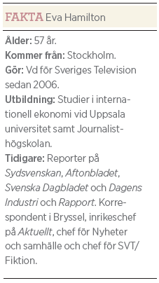 Intervju Eva Hamilton SVT public service Neo nr 4 2011 fakta