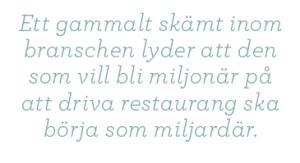 Lisa Magnusson Köket är tyvärr stängt Neo nr 3 2011 citat1