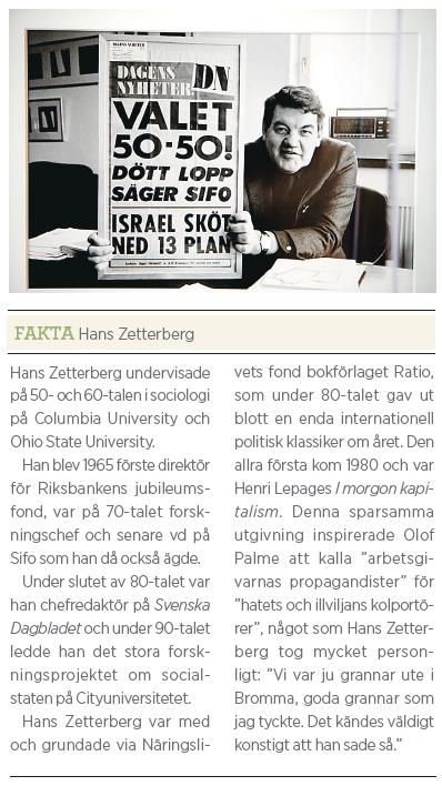 Hans Zetterberg intervju Isobel Hadley-Kamptz Neo nr 3 2011 fakta