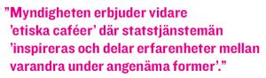 Lisa Magnusson Missionärerna på byxmyndigheten KRUS Neo nr 2 2011 citat2