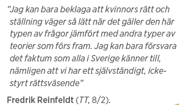 Mårten Schultz Våldtäkt är ingen gummiparagraf Julian Assange Neo nr 2 2011 Fredrik Reinfeldt