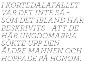 Neo nr 2 2013 Martin Borgeke Kortedala Bobby våldsbrott straff Paulina Neuding citat1