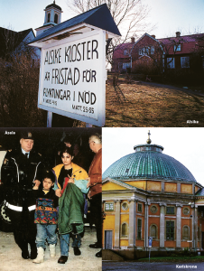 Mattias Svensson Världen utanför papperslösa reva flyktinggömmare Dublin Neo nr 1 2013 90-talet bild