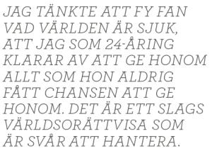 Mattias Svensson Världen utanför papperslösa reva flyktinggömmare Dublin Neo nr 1 2013 citat1