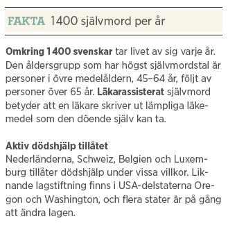 Sara Assarsson Inget värdigt liv Neo nr 3 2012 Martin Evertsson fakta eutanasi