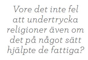 John Tomasi Free market fairness intervju Neo nr 6 2012  citat