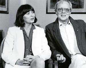 """""""I efterhand framstår Sveriges Televisions serie Sånt är livet (1976–1985) nästan som en trojansk högerhäst"""", menar Kalle Lind. Foto: Scanpix"""