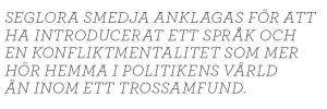 Ester Nylöf Socialdemokrater, muslimer och ateister Svenska kyrkan kyrkoval Neo nr 3 2013 citat1