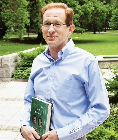 Benn Steils bok The battle of Bretton Woods ger en häpnadsväckande inblick i hur några av efterkrigstidens mest mytomspunna institutioner Internationella Valutafonden (IMF) och Världsbanken kom till stånd.