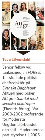 Intervju Tove Lifvendahl Svenska Dagbladet Fores Rosengård Neo nr 4 2013 Mattias Svensson fakta