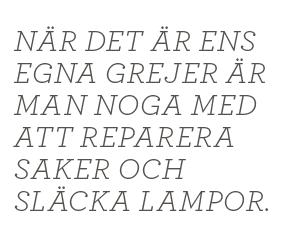 Sara Assarsson Ingen sätter Jennys son i hörnet Neo nr 5 2013 citat