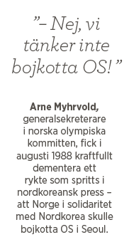 Andreas Ericson sport bojkotter Neo nr 5 2013 OS