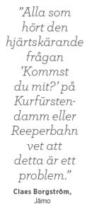 Andreas Ericson sport bojkotter Neo nr 5 2013 Thomas Bodström Claes Borgström prostitution citat