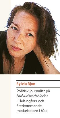Sylvia Bjon finsk liberalism Neo nr 5 2013 Elämä hyvinvointivaltiossa av Henri Heikkinen och Antti Vesala pres