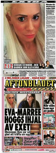 Lisa Magnusson Rättvisan dog långt innan hon mördades Eva-Marree Kullander Smith Neo nr 5 2013
