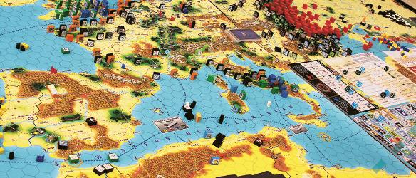 Patrik Strömer Tysk strategi erövrar världen brädspel gamer Neo nr 6 2013 bild 3