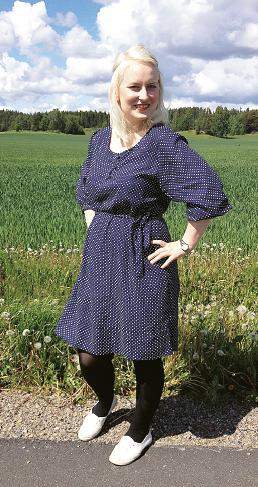 Agnes Arpi – en guide i det svenska landskapet.