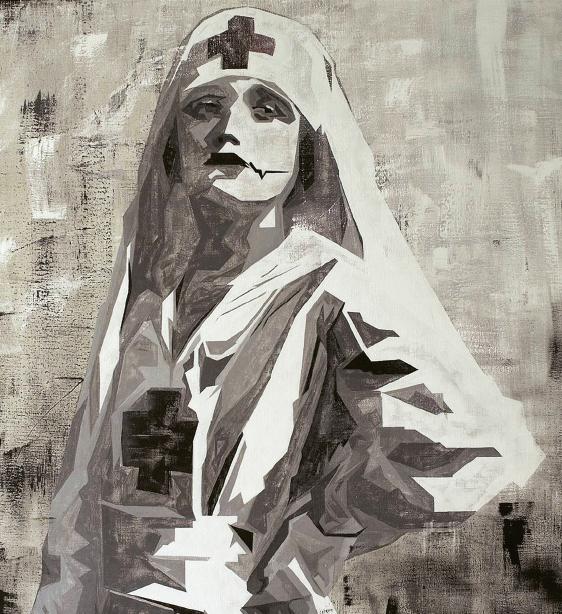 Nazi Braut (Dikla Stern).