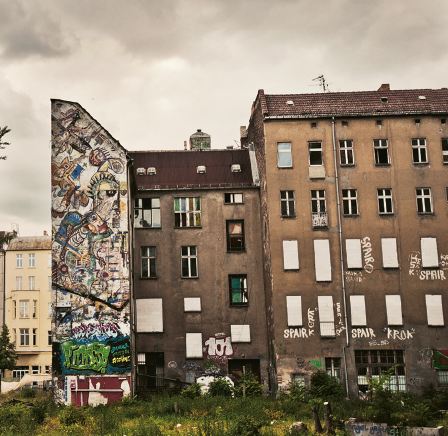 Kunsthaus Tacheles. Foto: Lizzie Oved Scheja.