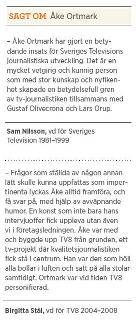 Åke Ortmark Paulina Neuding intervju Wallenberg O:na Erlander Neo nr 1 2014  Sam Nilsson Birgitta Stål