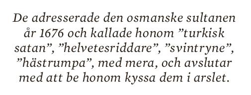 Dick Harrison essä Kränkta av fakta Neo nr 1 2014 citat4