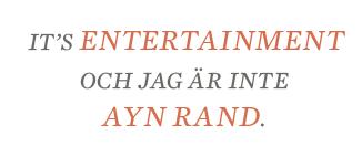 Fredrik Johansson krönika Sällskapsresan Stig Helmer Neo nr 1 2014 citat