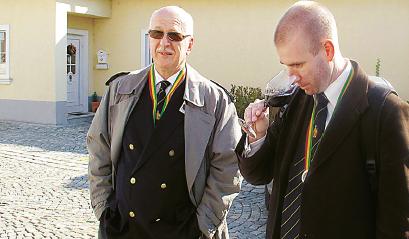 Peders brott? Han har ett företag som hjälper privatpersoner att importera ekologiska kvalitetsviner från mindre vingårdar i Österrike. Viner som inte finns i Systembolagets begränsade sortiment.  Foto: Privat