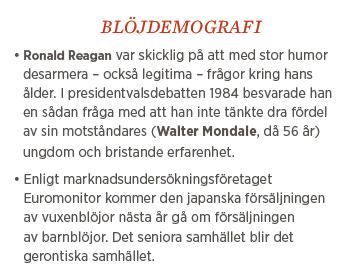 Fredrik Johansson Susanne Osten Håkan Juholt Allah Jesus Vishnu demografi åldringar äldre Neo nr 4 2014 Ronald Reagan
