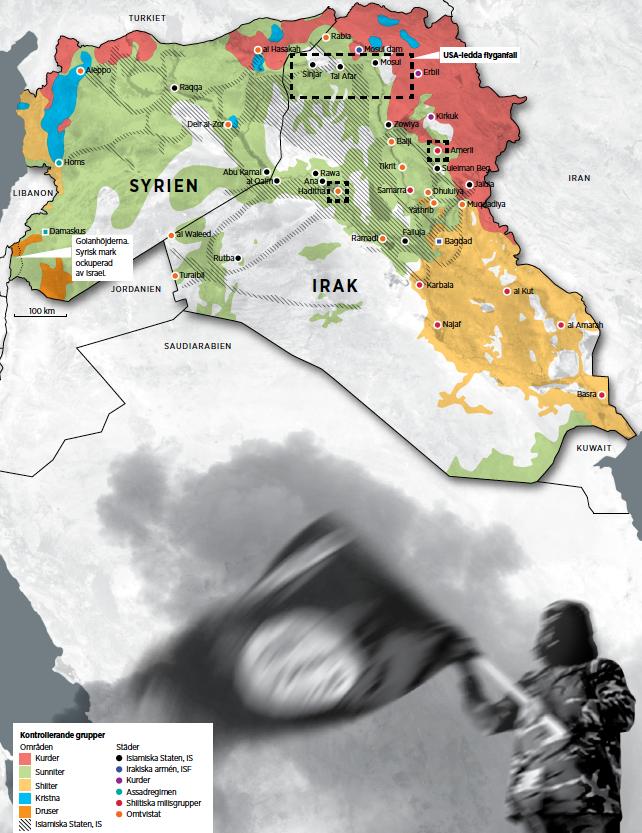 Bildt till libanon och irak