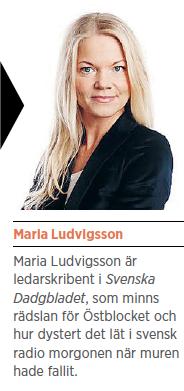 Maria Ludvigsson reflektion Lena Breiitner Flyktingarna på Östersjön DDR Östtyskland kommunism Medelhavet flyktingvåg Neo nr 6 2014 presentation