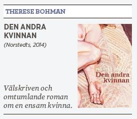 Therese Bohman Den andra kvinnan Norrköping recension Linda Skugge Neo nr 1 2015
