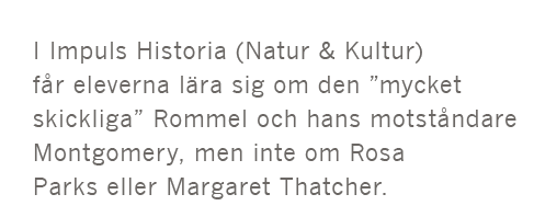 Dick Harrison Gustav Fridolin kvinnor historieböcker högstadiet Dagens Nyheter Amanda Björkman vikingar andra världskriget Mao Zedong Kina Neo nr 2 2015 citat1