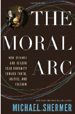 Mattias Svensson recension Michael Shermer • The moral arc • Henry Holt & Co 2015 Neo nr 2 2015