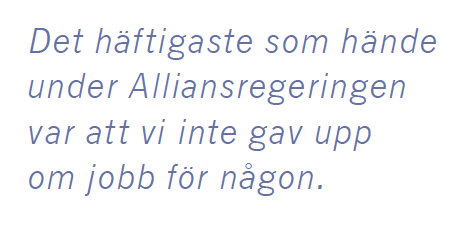 Paulina Neuding Mot nya utmaningar intervju Erik Ullenhag Folkpartiet Integration Invandring Mauricio Rojas Sandviken Tino Sanandaji Neo nr 3 2015 citat2