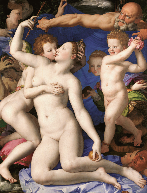 Illustration: Agnolo Bronzino, Wikimedia Commons