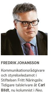 Fredrik Johansson strejk LO SAF SVT lockout Neo nr 3 2015