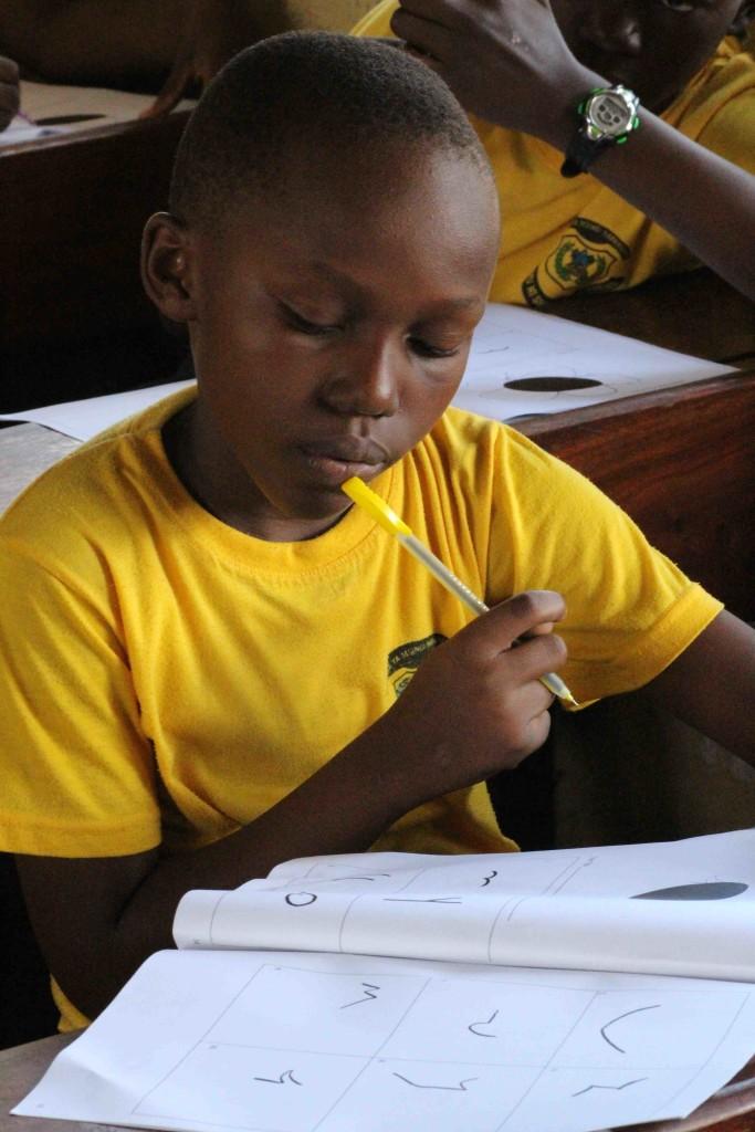 Även i Dar es Salaams slumområden finns barn med extrem begåvning, visar ny forskning.